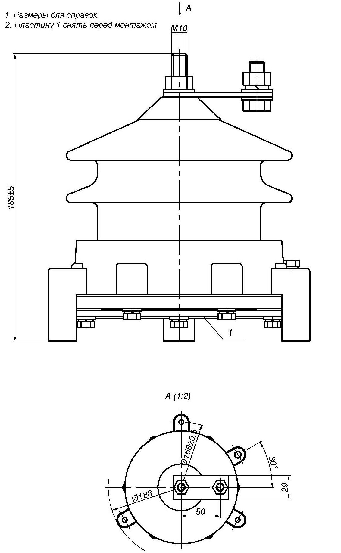 Схема прибора мэкг дп нс 01